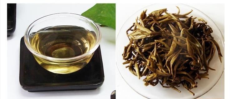 金麦穗茶图片